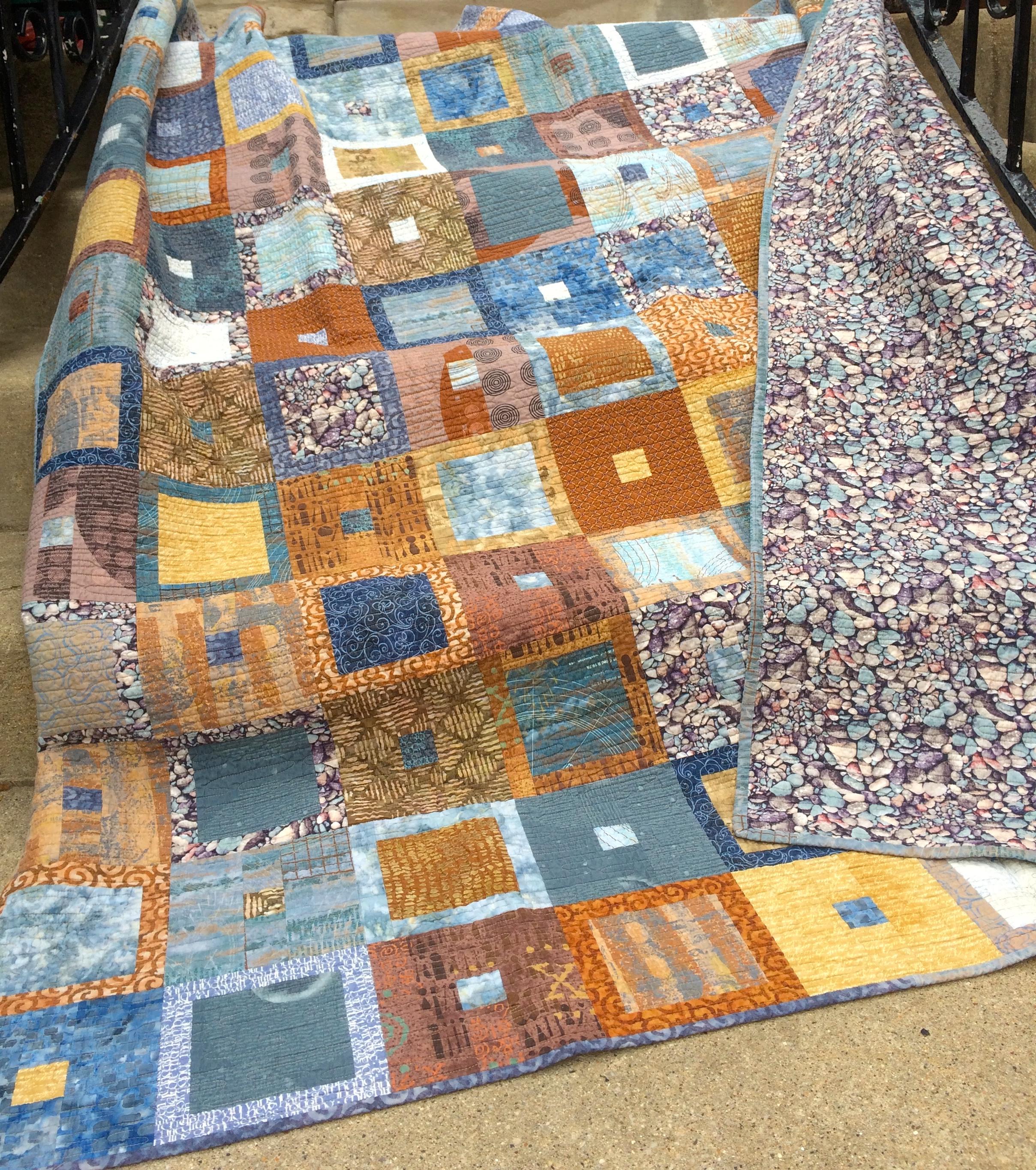 My First Quilt Pattern Blog Archive Blue Underground Studios